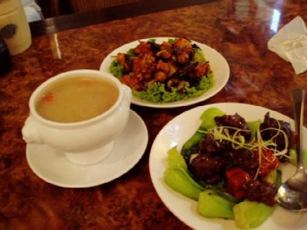 茶葉料理2
